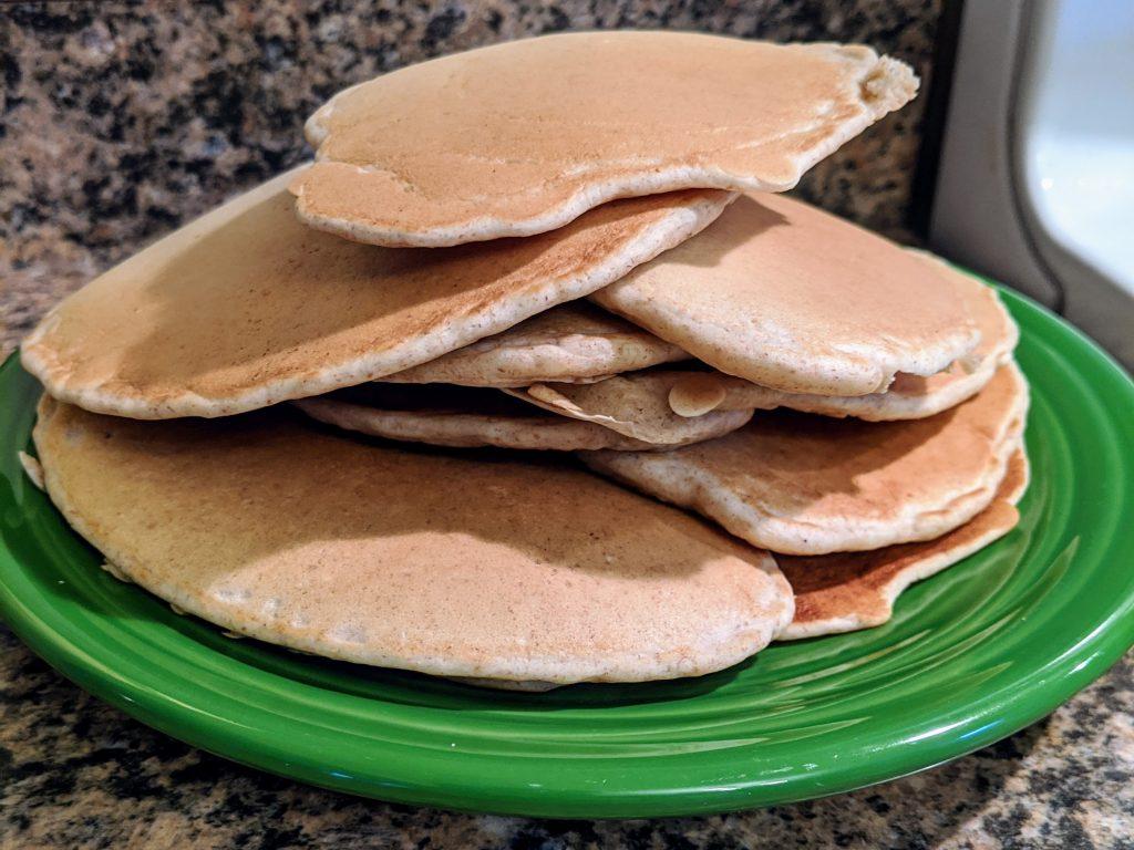 Whole Grain Pancake Mix - King Arthur Flour